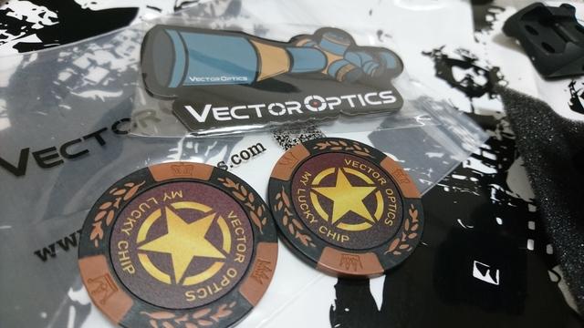 VectorOptics製 Maverick-Gen2 ドットサイト コイン